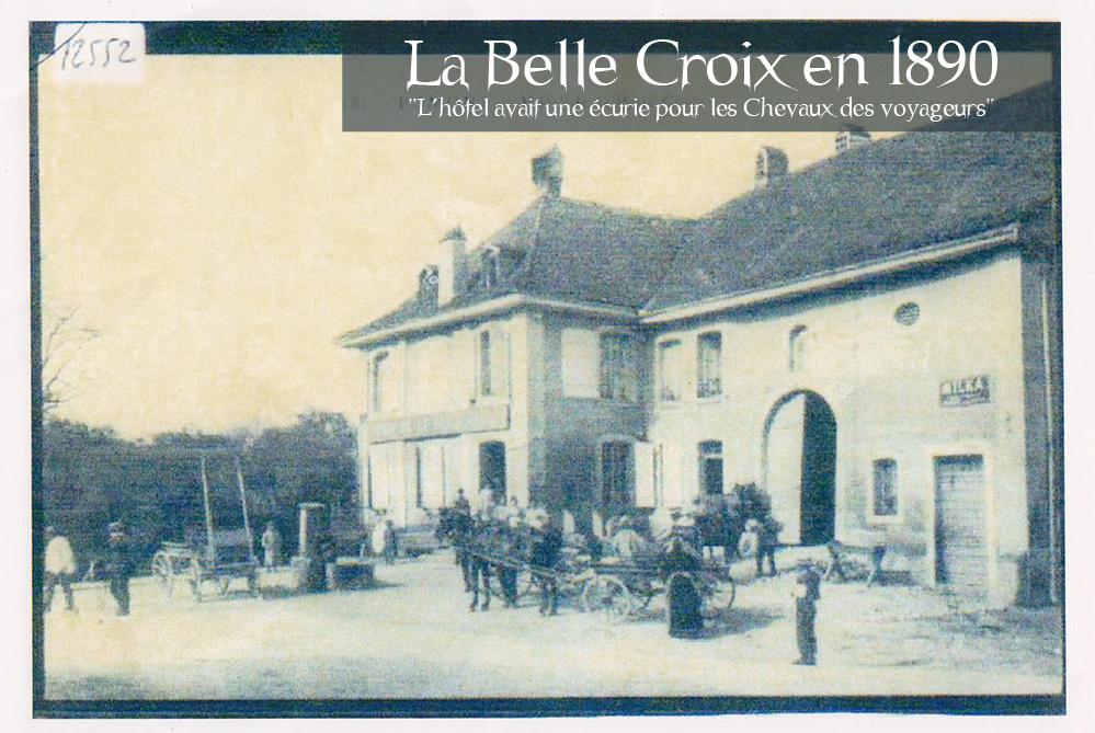Hotel La Belle Croix